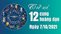 Tử vi 12 cung hoàng đạo Thứ Năm ngày 7/10/2021: Song Tử nên cảnh giác với đồng nghiệp
