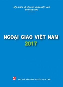 Sách Xanh Ngoại giao 2017