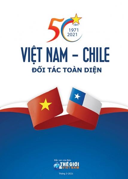 Đặc san Việt Nam - Chile