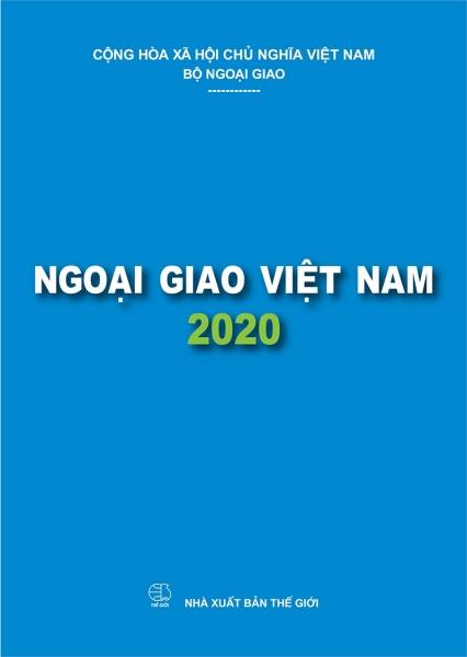Sách xanh Ngoại giao Việt Nam 2020