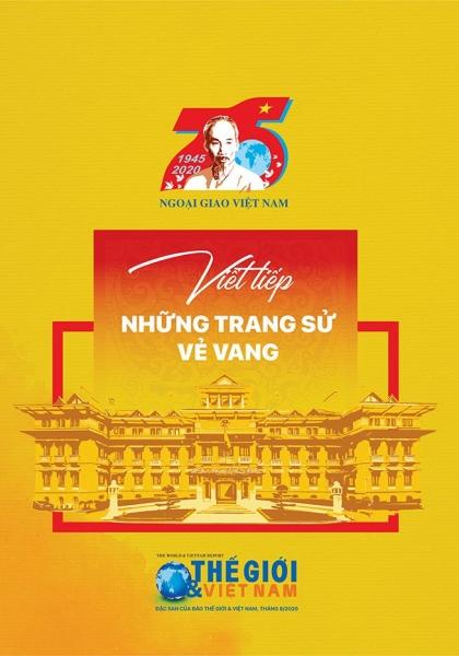 75 năm Ngoại giao Việt Nam