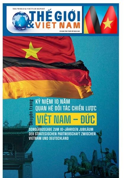 Chuyên trang Việt Nam-Đức