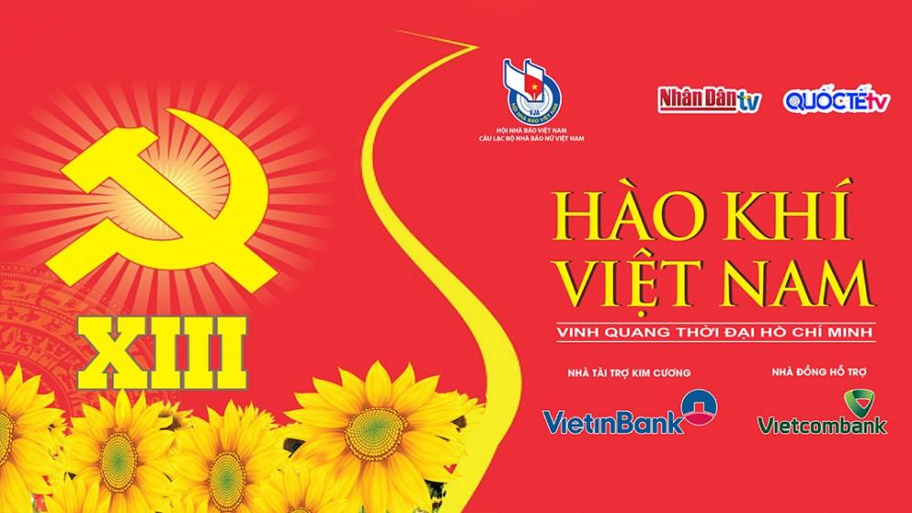 TRỰC TUYẾN: Chương trình Hào khí Việt Nam – Vinh quang thời đại Hồ Chí Minh