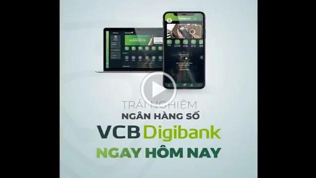 Ngân hàng số VCB Digibank