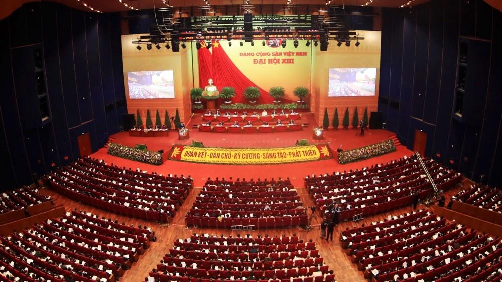 [Trực tiếp] Bế mạc Đại hội Đảng lần thứ XIII
