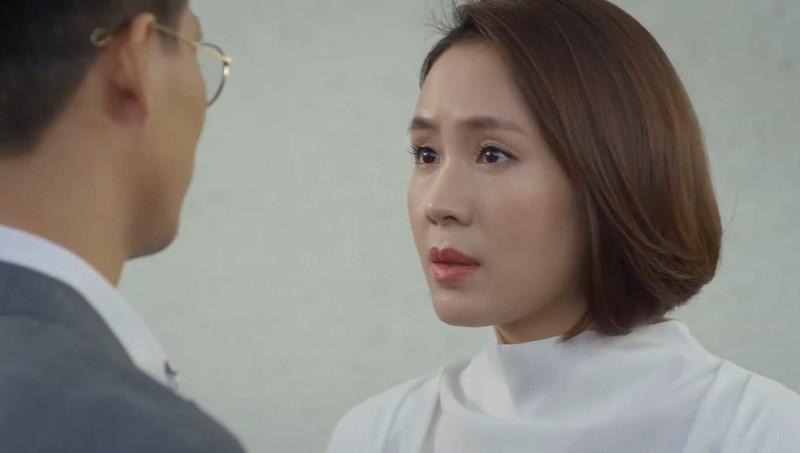 Hướng dương ngược nắng tập 35: Minh tiết lộ kết quả thử ADN, Vỹ hỏi Châu về 'tác giả' bào thai, tài liệu mật của tập đoàn bị rò rỉ