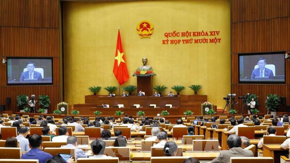 Trực tiếp Bế mạc Kỳ họp thứ 11, Quốc hội khóa XIV