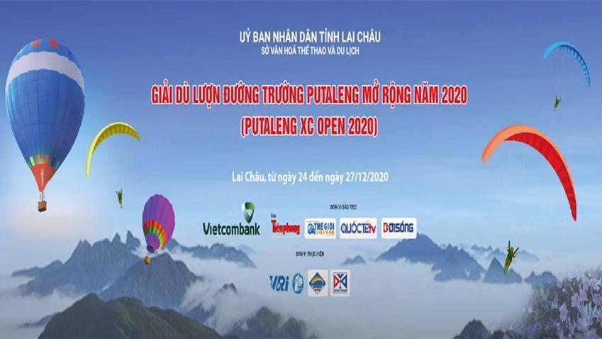 Giải dù lượn đường trường Putaleng 2020 - Putaleng XC open 2020