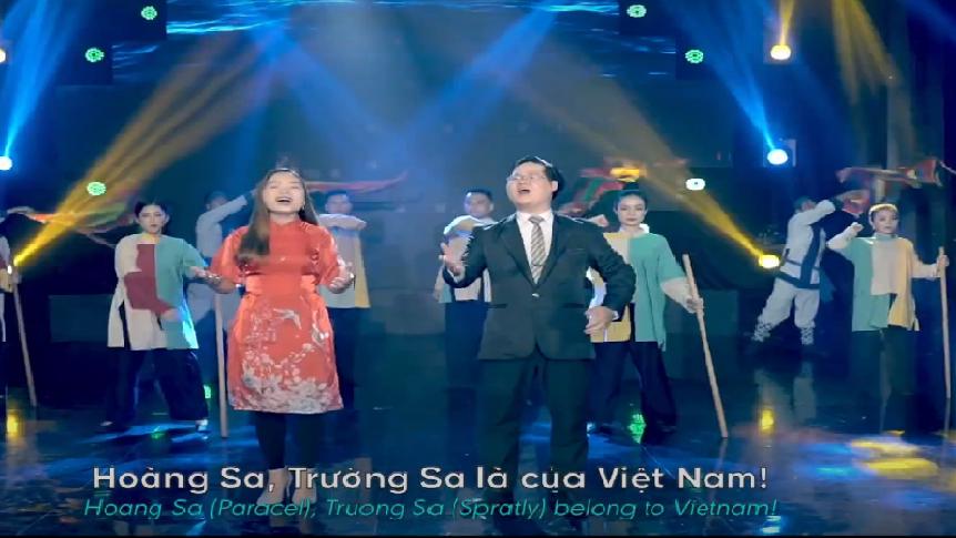 Du học sinh Việt Nam tại Hàn Quốc làm MV 'Hoàng Sa, Trường Sa là của Việt Nam'