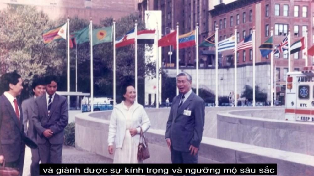 Phó Thủ tướng, Bộ trưởng Ngoại giao Nguyễn Cơ Thạch - Người phá băng và kiến tạo