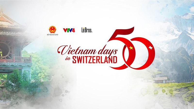 Họp báo sự kiện Ngày Việt Nam tại Thụy Sỹ 2021